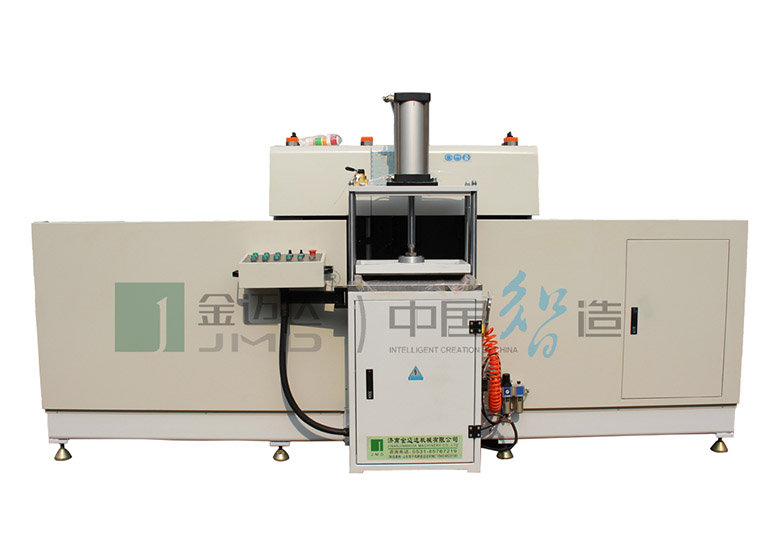 End Milling Machine for Aluminum Profile (Six blades)