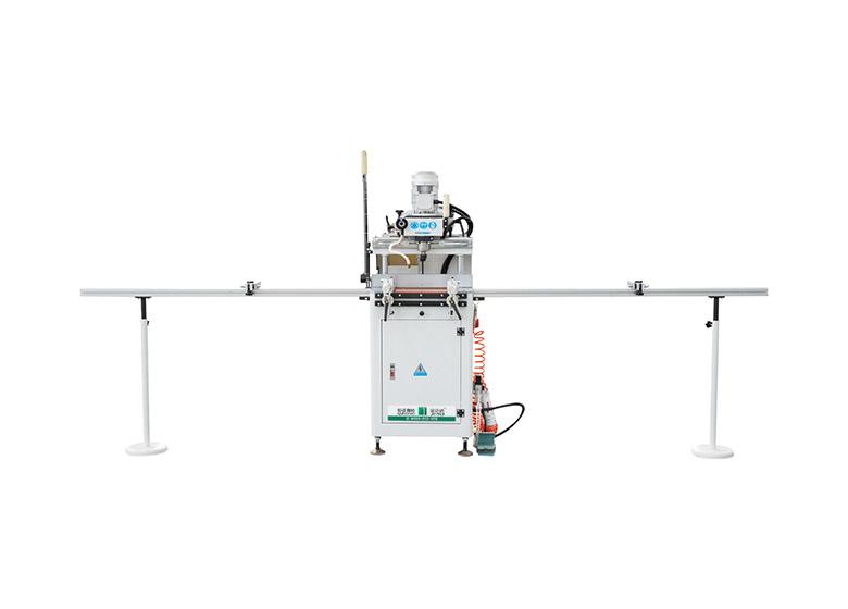 Roteador de cópia de cabeça única para perfil de alumínio (patente)