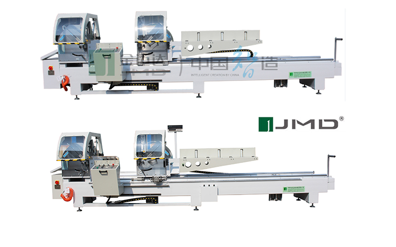 Differences between CNC double miter saw & digital double miter saw of JMD