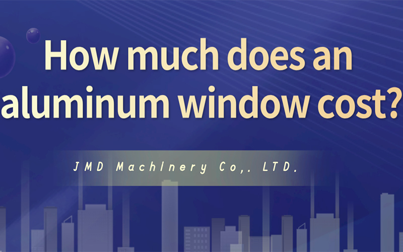 How much does an aluminum window cost?