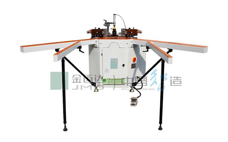 Сверхмощный гидравлический пресс для обжима углов (LJZJZ-150)