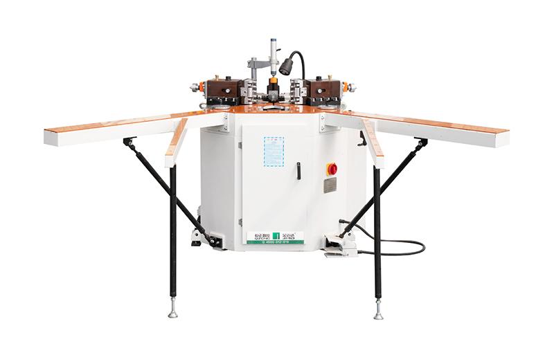 كيفية الحفاظ على آلة العقص الزاوية ذات البابين الألومنيوم؟