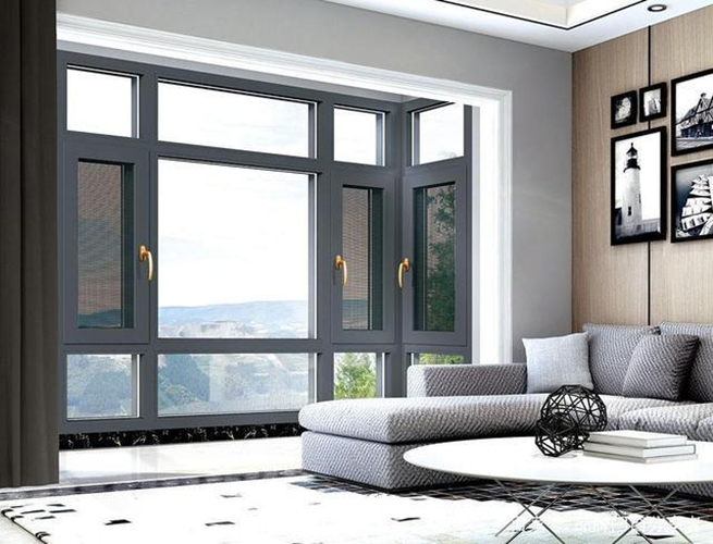 Why can aluminum alloy doors and windows occupy the market?