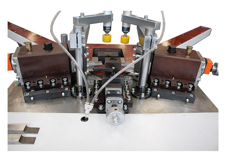 Aluminum Door & Window Heavy Duty Crimping Machine