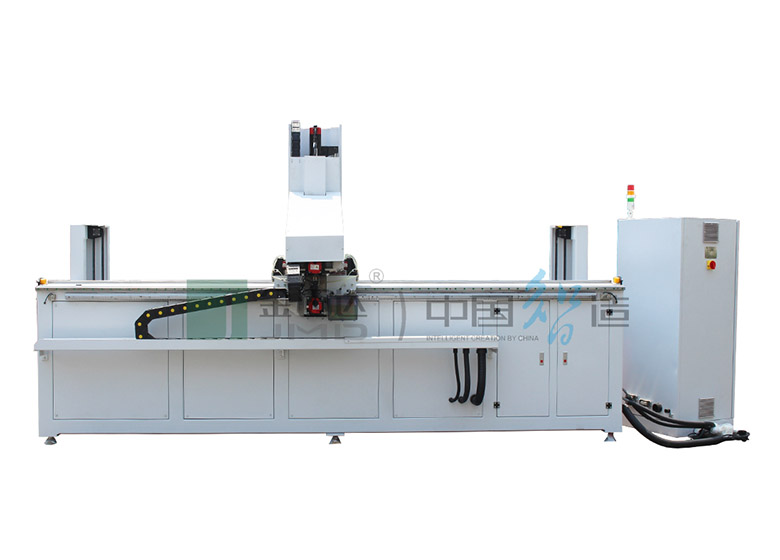 CNC Milling and Drilling Machine (Rotary worktable)