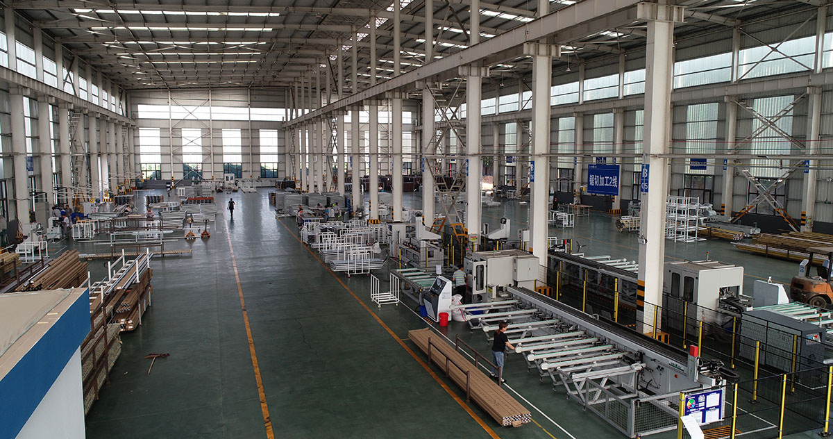 Aluminum machine R&D Center