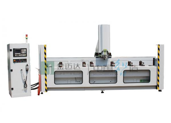 Aluminum drilling & milling machine