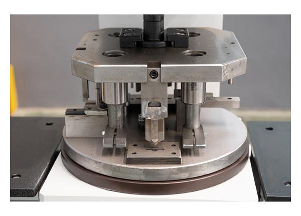 Hydraulic Rotary Punching Machine for Aluminum Win-door(Patent)