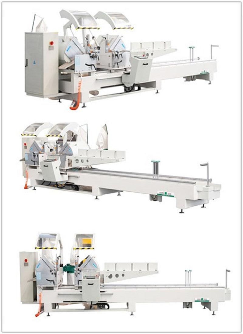 What is aluminum cutting machine