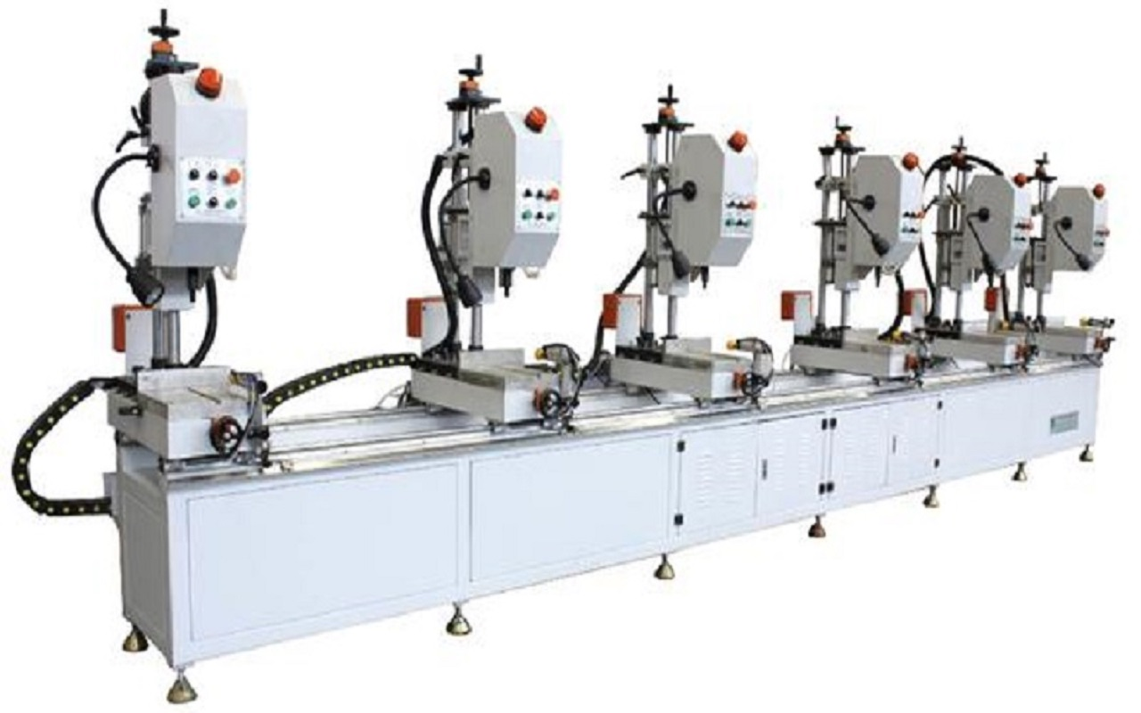 What is Multi Head Drilling Machine?