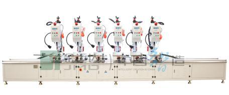 About Multi Head Drilling Machine
